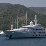 Globetrotting in Yachting. A superyacht crew benefit: The Travel