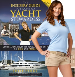 Adrienne Gang wrote the Foreword to The Insiders Guide to Becoming a Yacht Stewardess by Julie Perry