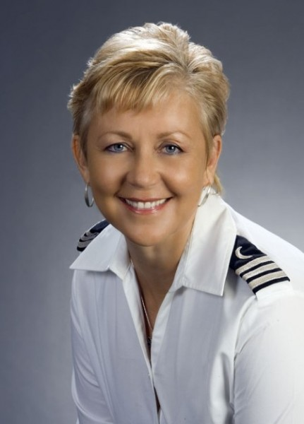 "Alene Keenan, owner and operator of Yacht Stew Solutions and author of ""The Yacht Service Bible: The Service Manual for Every Yacht"""
