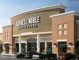 Barnes & Noble at the Shops at River Crossing (Keystone), Indianapolis, Indiana.