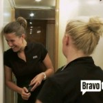 "Yacht Stewards Sam Orme and Kat Held of Bravo TV's ""Below Deck"""