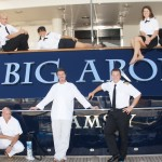 Motoryacht Big Aron Crew