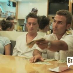 Tip Distribution Time on Bravo TV's Below Deck