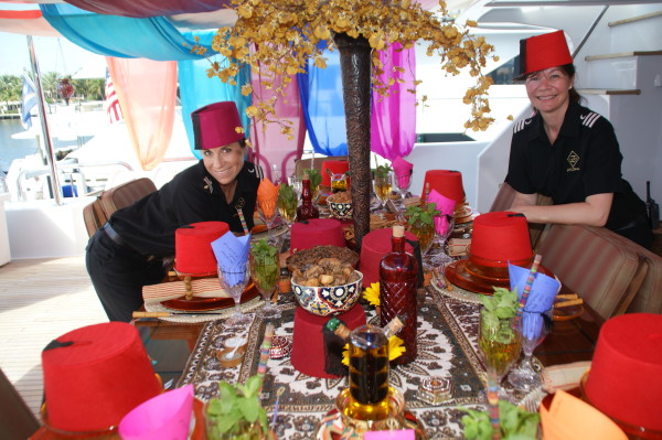 A Moroccan Feast -
