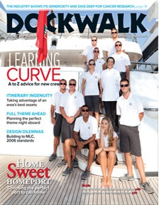 Dockwalk October 2013 Magazine Cover