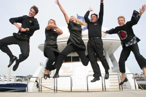 Megayacht Crew