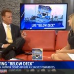 "Julie Perry Interviewed about ""The Insiders' Guide to Becoming a Yacht Stewardess"" on Fox59"