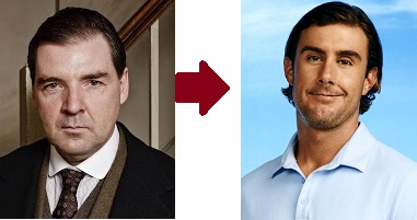 Mr Bates Downton Abbey CJ Below Deck