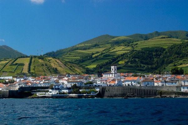 The Portuguese Azores: It truly is a spectacular place: lush and verdant. I would put money on the fact that it's the sunken Atlantis of lore. It really did seem to rise out of the ocean in the middle of nowhere. - Superyacht Destination