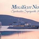 MegaYacht News' Annual Calendar: Spectacular Superyachts 2014