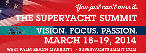 Superyacht Summit USSA March 18 19 West Palm Beach