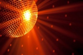 disco party theme night